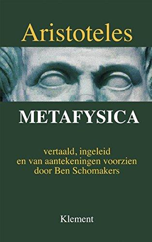 Metafysica: Vertaal, ingeleid ...