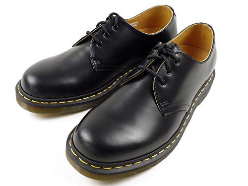 (ドクターマーチン) Dr.Martens 1461 3ホール ギブソンシューズ ブラック UK8inch/27cm
