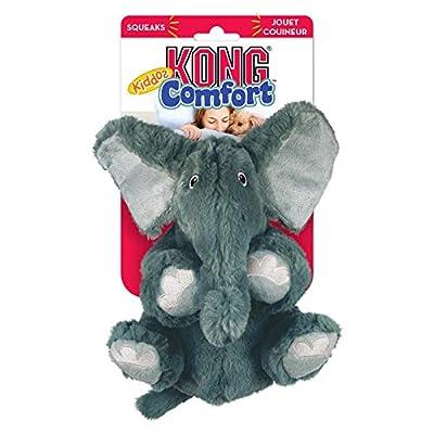 Kong KONG Dog Comfort Kiddos Elephant