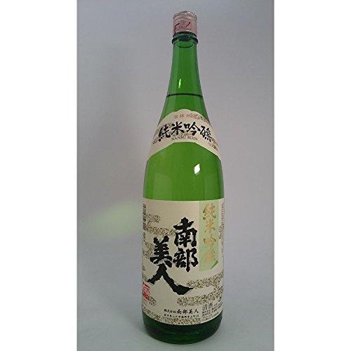 南部美人 純米吟醸 1800ml〔全米日本酒歓評会吟醸酒の部優等賞純米の部金賞〕