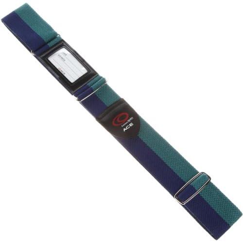 [エース タビトモ] ACE TABI TOMO スーツケースベルト205cm 品番32138 32138 13 (マルチストライプ(ブルー))