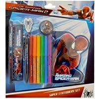 The AmazingスパイダーマンSuper Stationeryセット