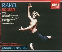 Ravel: Bolero Et Oeuvres D'orchestre / Cluytens