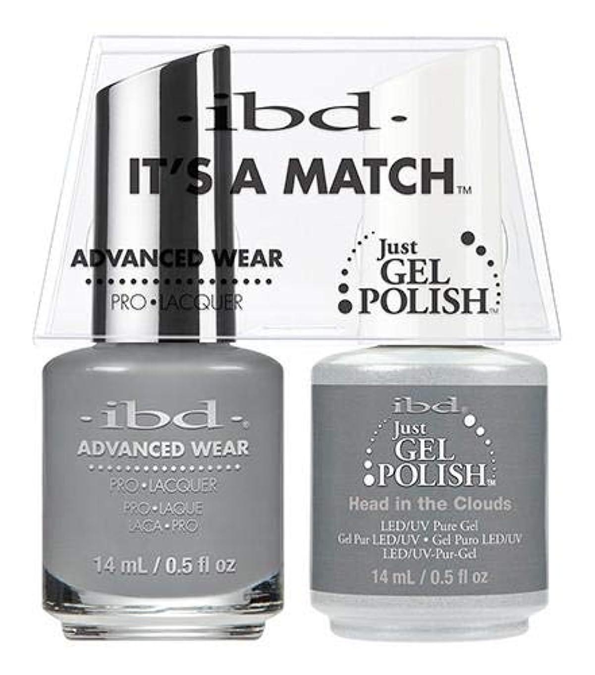 インチチャンピオンシップ姿勢IBD Advanced Wear -
