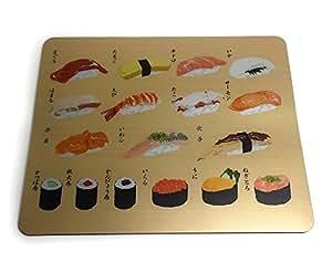 寿司マウスパッド 日本みやげ外国人に大人気 寿司