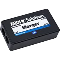 MIDI Solutions ソリューション 2-input MIDI Merger【並行輸入品】