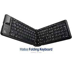 Matias BluetoothFoldingKeyboard PC Wireless JIS