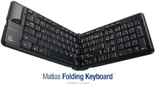 Matias BluetoothFoldingKeyboard PC Wireless JIS
