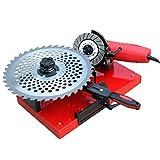 ニシガキ工業 早研ぎ 金属用チップソー研磨機 (金属/木工/草刈用チップソー研磨機) N-845