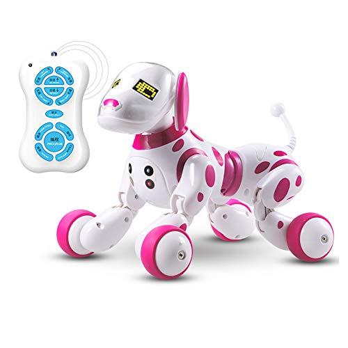 ACHICOO RCロボット インテリジェント 犬の形 スマ...