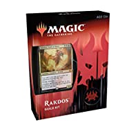 Magic The Gathering Ravnica Allegiance - ギルドキット: RAKDOS