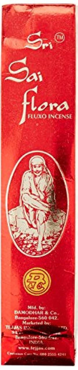 説教カタログフリルSAI Flora束Incense、12パック