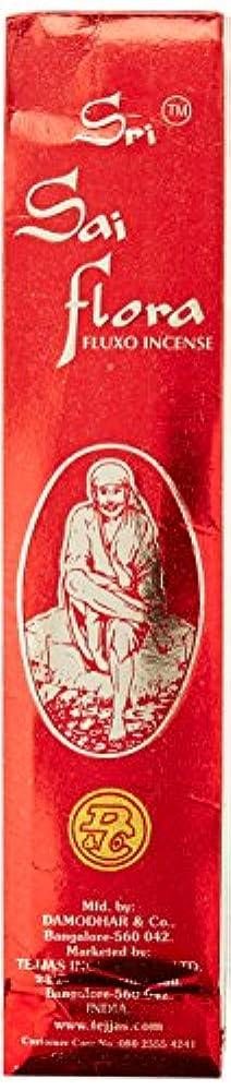 ジョリー簡潔な保証金SAI Flora束Incense、12パック