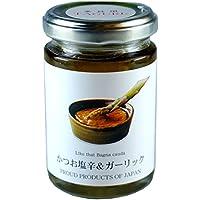三角屋水産 かつお塩辛&ガーリック 120g