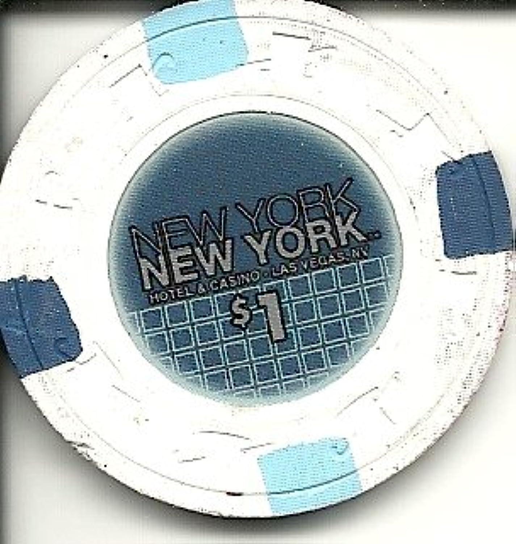 $ 1 New York New York新しいラスベガスカジノチップ