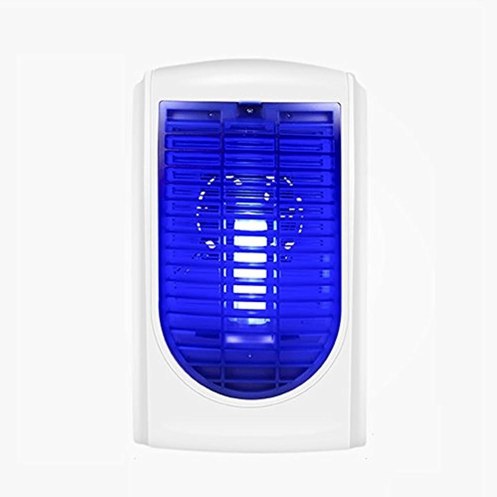 相互にもかかわらず心のこもったWENZHE 蚊対策 殺虫器灯 誘虫灯 虫除け インドア サイレント 放射線なし 電気ショック 世帯 商業、 190×130×320mm