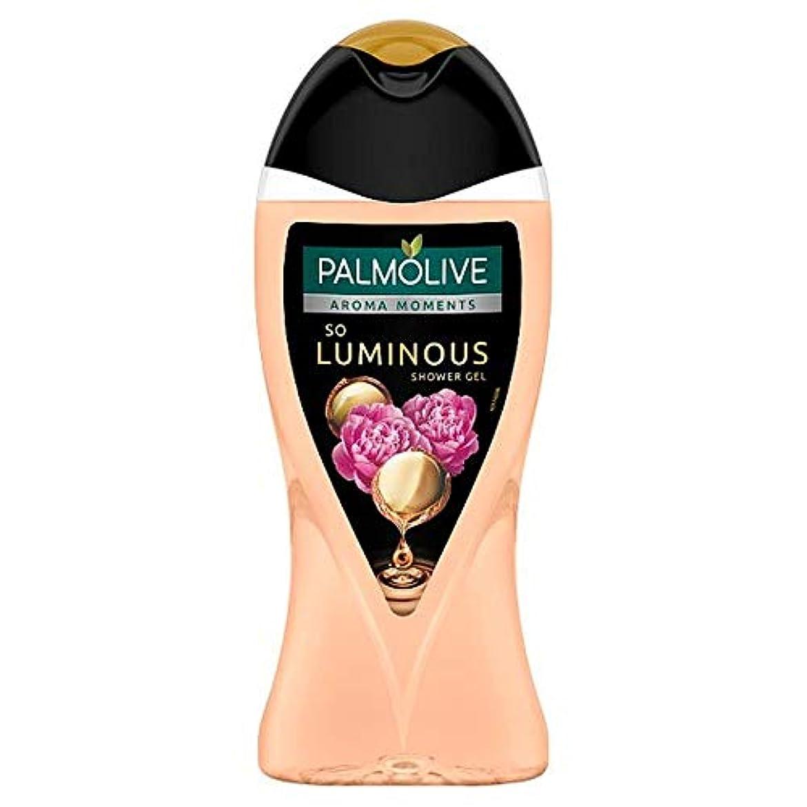 タオル略奪象[Palmolive] その発光シャワージェル250ミリリットルをパルモ - Palmolive So Luminous Shower Gel 250Ml [並行輸入品]