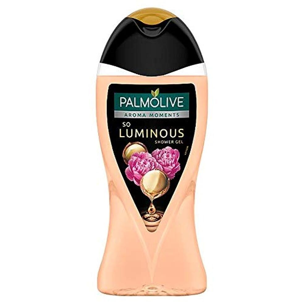 話をするコースシールド[Palmolive] その発光シャワージェル250ミリリットルをパルモ - Palmolive So Luminous Shower Gel 250Ml [並行輸入品]