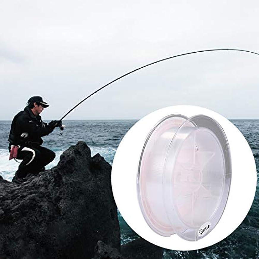 聖書不適切な無条件MENG 100m超強力10#0.6mm 36kg Power USA釣り糸(白)ヤン
