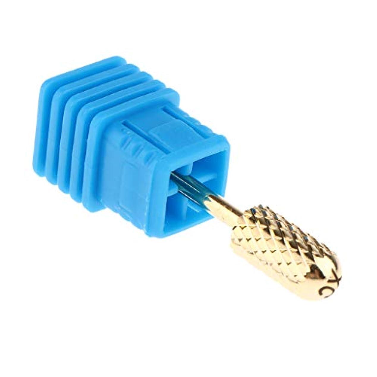 逆さまにご注意口頭ネイル研磨ヘッド ネイルドリルビット 高硬度 ネイルアート ネイルデザイン用 全4選択 - #4