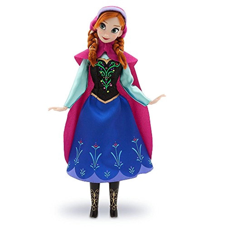 ディズニー (Disney) アナと雪の女王 アナ クラシックドール 約30cm 2015年発売 [並行輸入品]