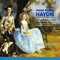 Haydn: Symphonies Nos. 99, 101, 104 by Penson (2005-04-05)