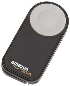 Amazonベーシック ワイヤレスリモコン ニコン用 (対応機種:D3200/D3300/D5300/D750他)