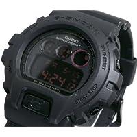 カシオ CASIO Gショック G-SHOCK 腕時計 マットブラック レッドアイ DW6900MS-1 [時計][並行輸入]
