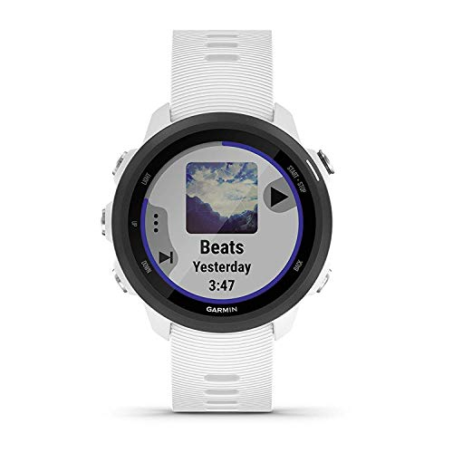 GARMIN(ガーミン) ForeAthlete 245 Music White Black 010-02120-71