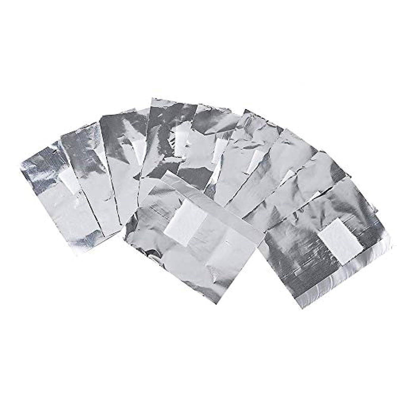一般雑品ペデスタル200本セットジェル 使い捨て コットン付きアルミホイルジェルネイル オフ ネイル ネイルオフ用ピーラー