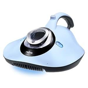 raycop ふとんクリーナー レイコップLITE[ライト](パステルブルー)【掃除機】raycop RE アールイー RE-100JBL