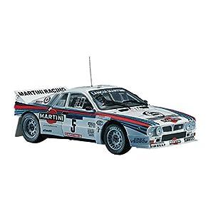 ハセガワ 1/24 ランチァ 037 ラリー 1984 ツールドコルスラリーウィナー プラモデル CR30