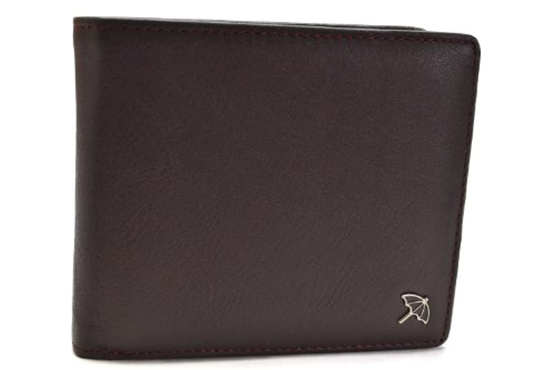 (アーノルドパーマー)arnold palmer 財布 牛革 ブラウン S152-C