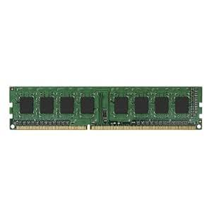 【2012年モデル】ELECOM デスクトップ用増設メモリ DDR3-1600 PC3-12800 2GB EV1600-2G/RO