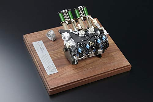 マツダ787B R26B 4ローターレーシングロータリーエンジン 1/6スケールモデル