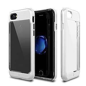 Patchworks iPhone8 iPhone7 ケース Sentinel Contour Case ホワイト 【 耐衝撃 にじみ防止 オンライン専用パケ 】 アイフォン 8 / 7 ケース