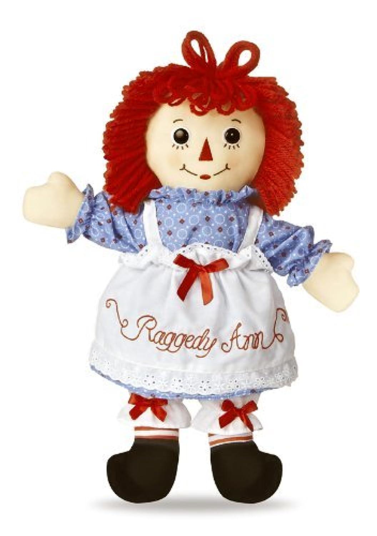 Aurora World Raggedy Ann Classic Doll 16 [並行輸入品]