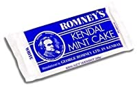 ROMNEY'S OF KENDAL Kendal Mint Cake WHITE 50g / 1.76oz