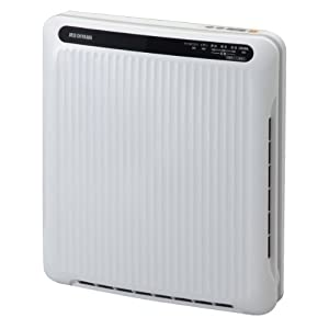 アイリスオーヤマ 空気清浄機 PM2.5対応 ~14畳 ホコリセンサー付 PMAC-100-S