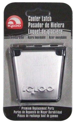 igloo(イグルー) クーラーボックス 交換用パーツ ステンレス ラッチ(留め金) 00020018