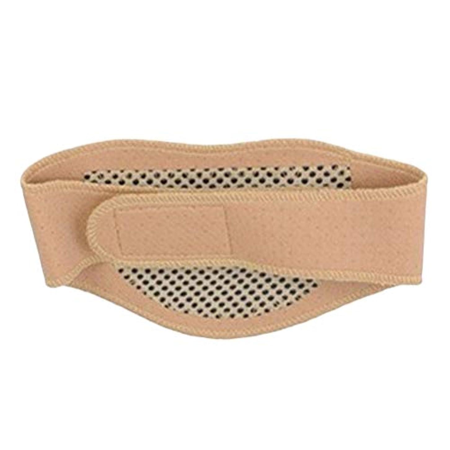 助言地上のスキャンSUPVOX ネックバックストラップサポート自己保護頸椎自発暖房ガード磁気療法ネックブレース