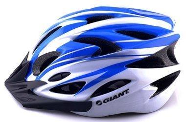TK50 GIANT ジャイアント 軽量 ヘルメット アジャスター サイズ 調整可能 GH (ブルー) [並行輸入品]