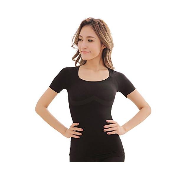 筋肉革命 コンプレッションウェア 加圧シャツ 加...の商品画像