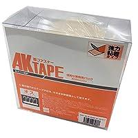 AKテープ粘着付オス白 AK-09 50MMX5M アラコー