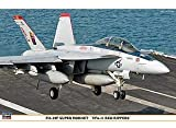 ハセガワ 1/48 F/A-18F スーパーホーネット VFA-11レッドリッパーズ