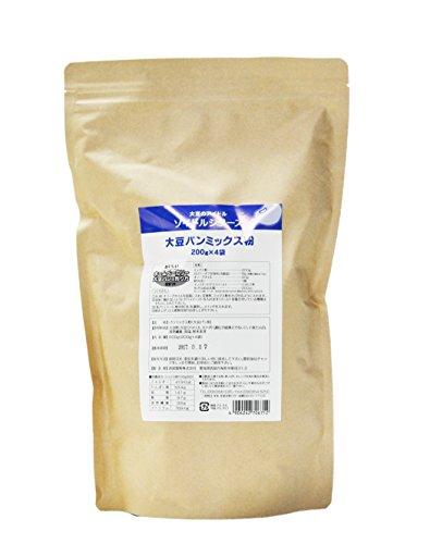 マルサンアイ 低糖質 糖質制限 大豆パン ミックス粉 800g