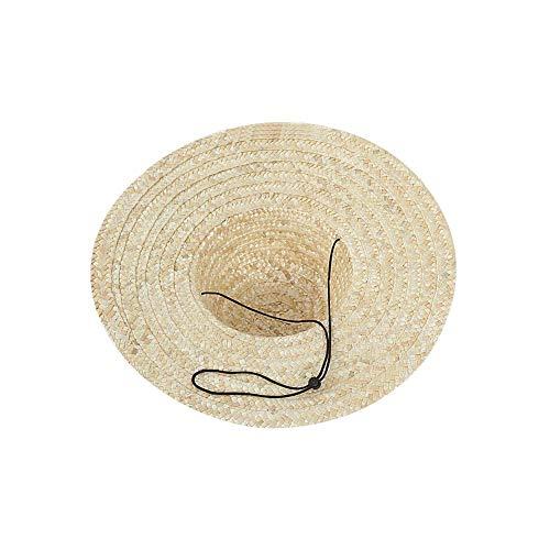 麦わら帽子 日よけ帽子 農作業 つば広 大きいサイズ サイズ調節可 農作業 釣り帽 メンズ レディース UVカット紫外線防止 日よけ アウトドア