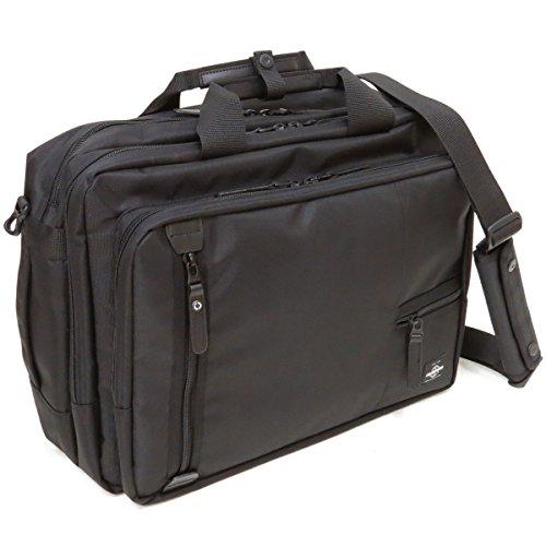 (ネオプロ ジップロード) NEOPRO ZIPROAD 2-057 エンドー鞄 ネオプロ ジップロード ビジネスバッグ 3way縦背負いブリーフ B4ファイル収納可能 PC対応 45cm
