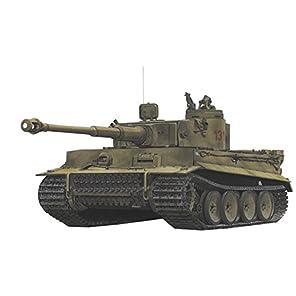 ドラゴン 1/35 WW.II ドイツ軍 重戦車 ティーガーI 第504重戦車大隊 ″131″ チュニジア プラモデル