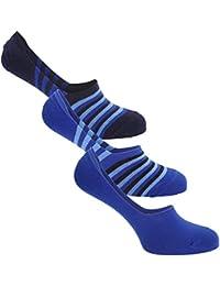 (フロソ) FLOSO メンズ 見えないスニーカーソックス 紳士靴下セット ソックスセット (3足組) 男性用